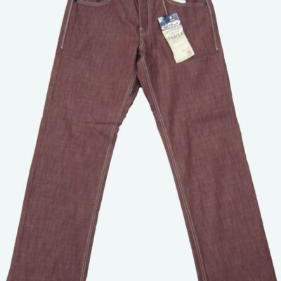 Parish Jean / Color: Burgundy