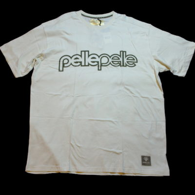 Pelle Pelle Logo Tee  / Color: Cream Olive