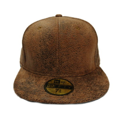 New Era 59 Fifty Brittle Fitted Cap / Color: Brittle Brown