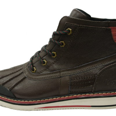Coogi Mid Boot / Brown