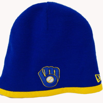 New Era / Performance Knit / Milwaukee Brewers