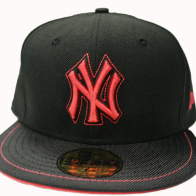 New Era / Ballistitch / NY Yankees / Lava Red