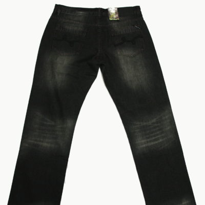 LRG Murker True Straight Fit Jean / Black Wash