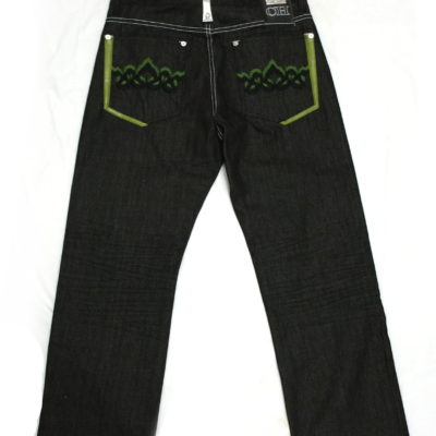 Crown Holder Jean / HR51752 / Raw Black
