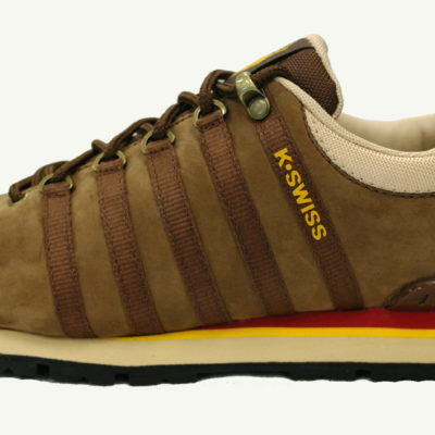 K-Swiss Classic Hiker Low Pinecone Seed