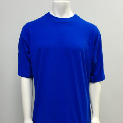 Gemrock Plain Tee Color: Royal Blue