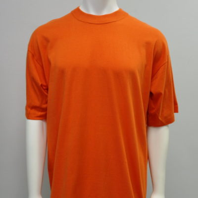 Gemrock Plain Tee Color: Orange