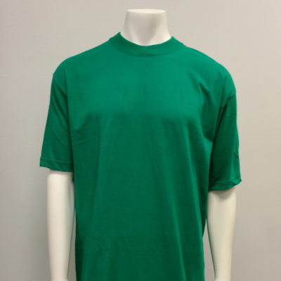 Gemrock Plain Tee Color: Kelly Green