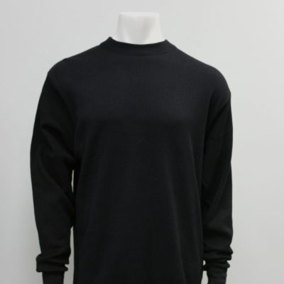 Gemrock Plain Long Sleeve Heavy Weight Thermo / Color: Black