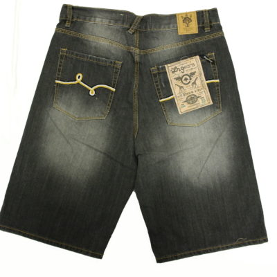 LRG Sandlot Jean Short / Color: Light Grey