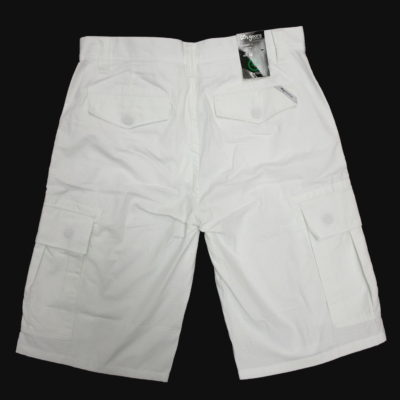 LRG Classic Cargo Short / Color White