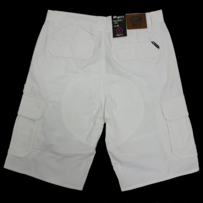 LRG Planet Rock Cargo Short / Color: White