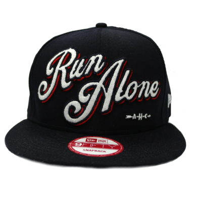 AKOO New Era Run Alone Snapback Cap / Color: Navy