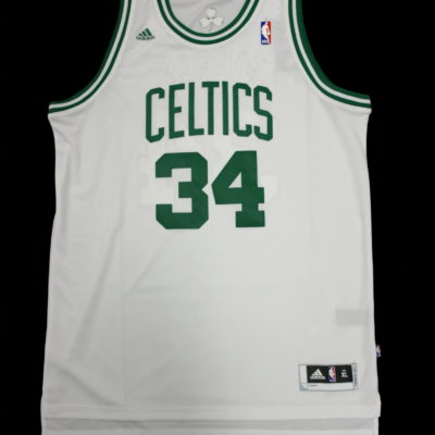 Adidas NBA Boston Celtics Paul Pierce Swingman Jersey / Color: White