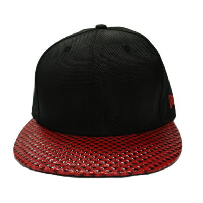 New Era 59 Fifty Kaiser Club Fitted Cap / Color: Black Red
