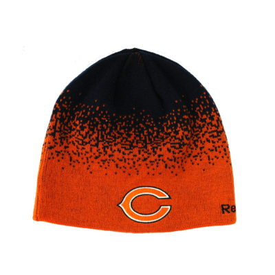 Chicago Bears Knit Beanie / Color: Team