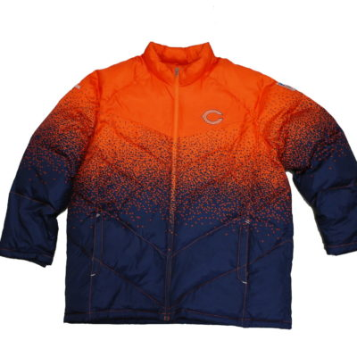 Chicago Bears Sideline Avalanche Drift Buble Jacket / Color: Team
