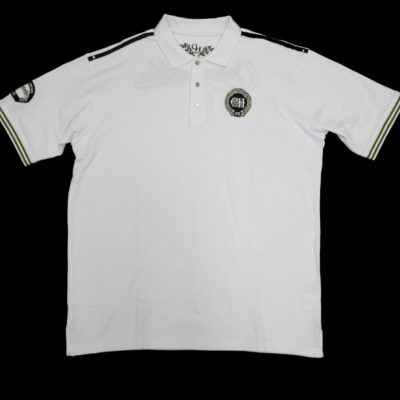 Crown Holder Polo HR42751 / Color: White Olive