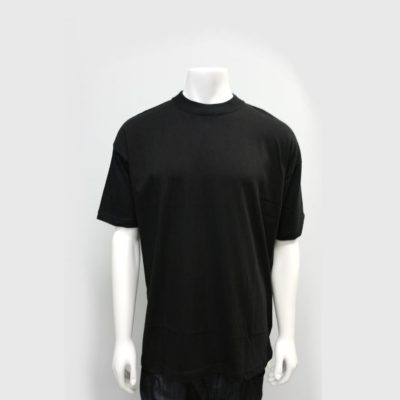 Gemrock Plain Tee Color: Black