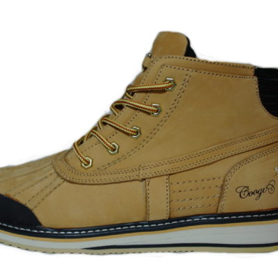 Coogi Mid Boot / Color: Wheat / Style #CMF107