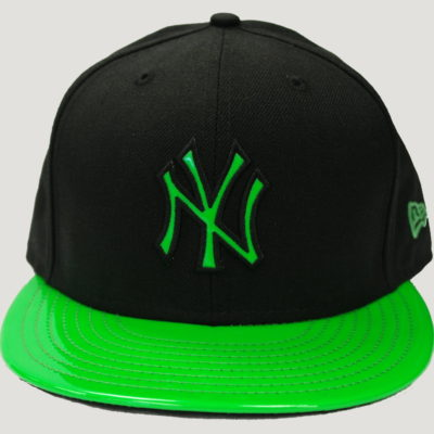New Era / See Through / NY Yankees / Color: Green