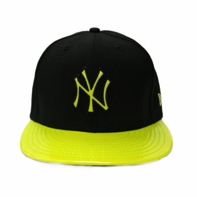 New Era / See Through / NY Yankees / Color: Neon Yellow