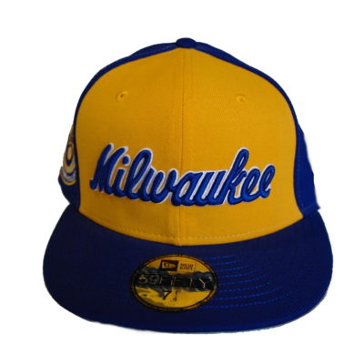 New Era / Cooperstown Classic / Robin Yount / Fitted Cap / Color: Team
