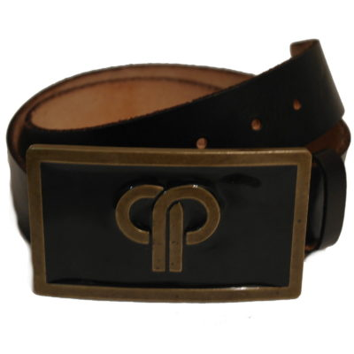 Pelle Pelle Belt Color: Brown / Style #59MX1
