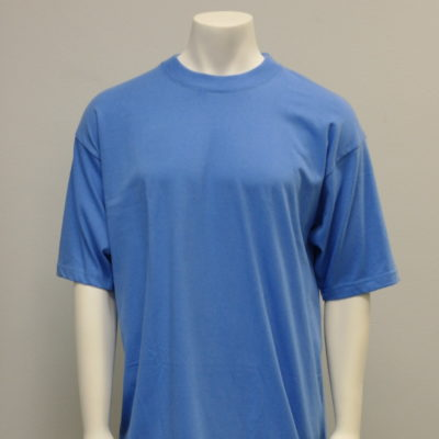 Gemrock Plain Tee Color: Sky Blue