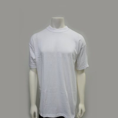 Gemrock Plain Tee Color: White